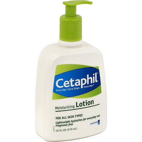 CETAPHIL MOIST LOT 16OZ
