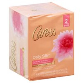 CARESS DAILY SILK 2-4.25 OZ