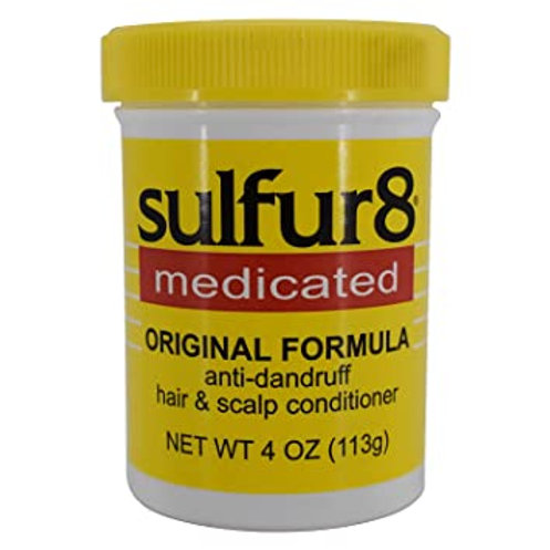 SULFUR 8 MEDICATED CONDT 4OZ