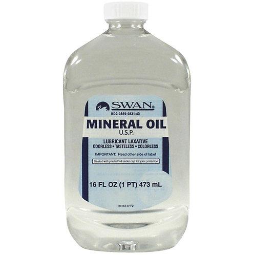 *MINERAL OIL16OZ
