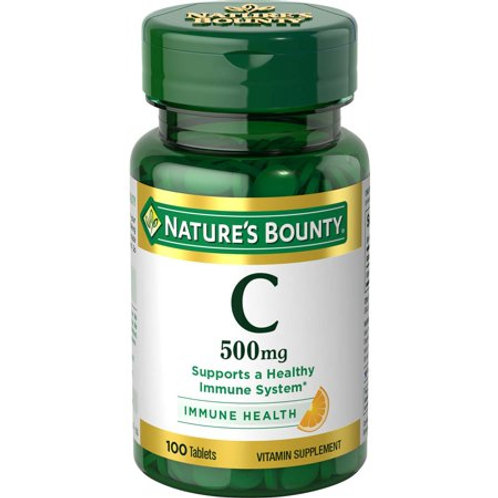 NB VIT C-500MG TABLET 100'S