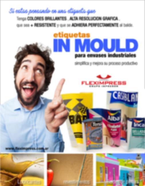 fleximpress, pinturas, baldes, etiquetas, inmold, lubricantes, plásticos