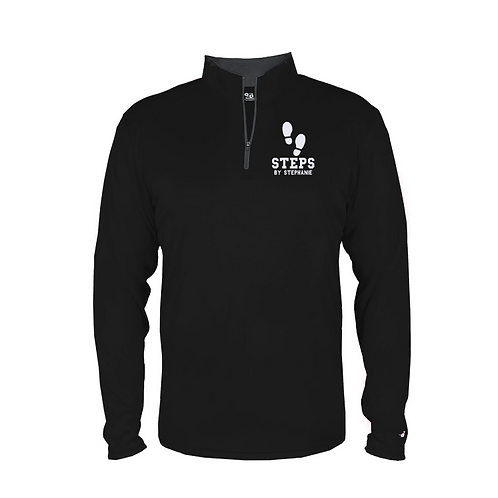 ITEM #VCS03: Quarter Zip Pullover