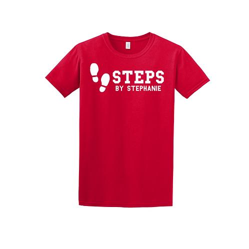 ITEM # VCS01: Collegiate Steps Tee