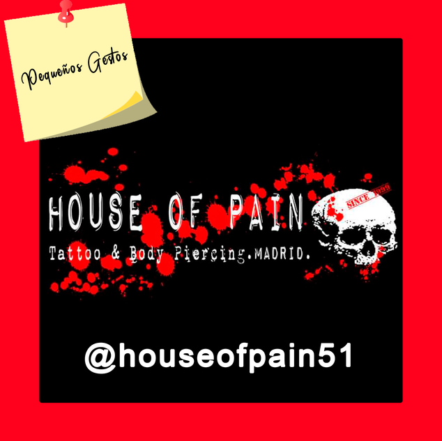 TATTOO - HOUSE OF PAIN