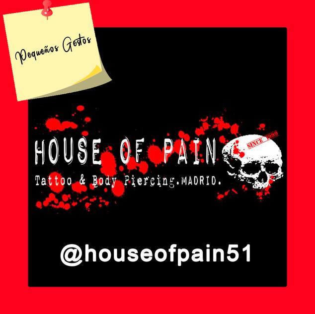 TATTOO - HOUSE OF PAIN