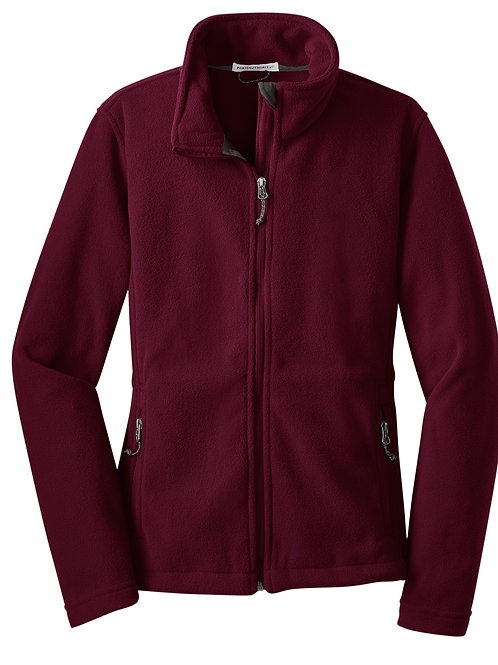 ITEM # VC041: Ladies Fleece Jacket