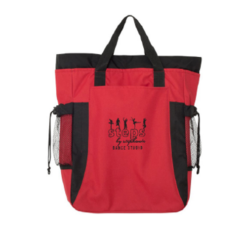ITEM #VCS09: Backpack Tote