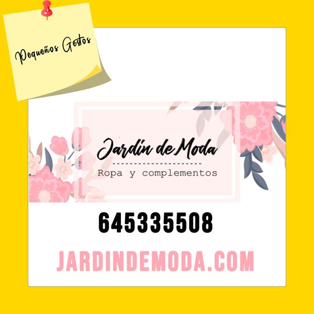 JARDIN DE MODA