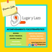 LUGAR Y LAZO