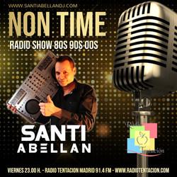 BANNER NON TIME SANTI ABELLAN RADIO TENT