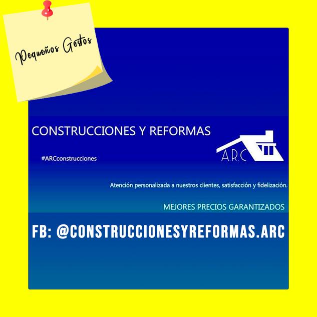 CONSTRUCCIONES ARC
