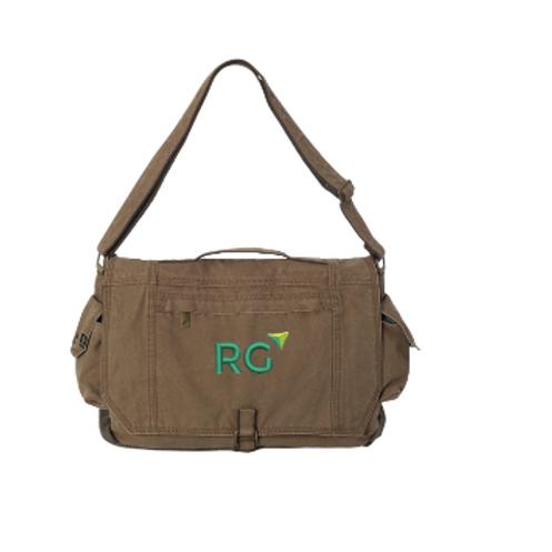 Dri Duck Messenger Bag