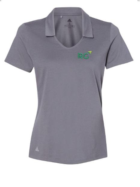 Adidas - Ladies Cotton Blend Sport Shirt