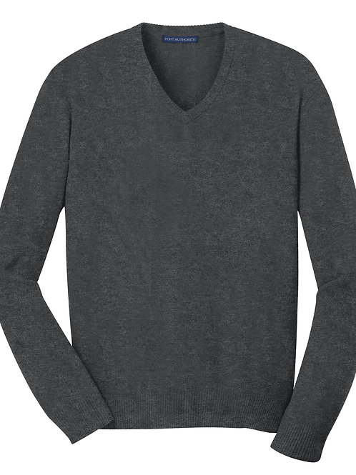 ITEM # VC033: V-Neck Sweater