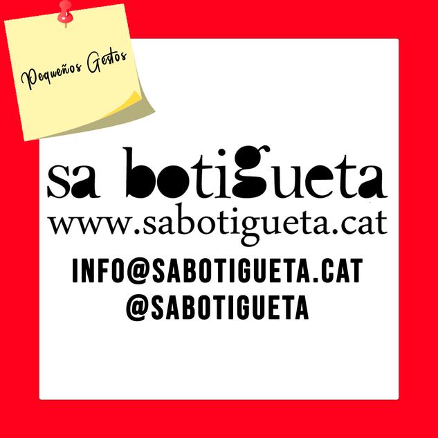 SA BOTIGUETA