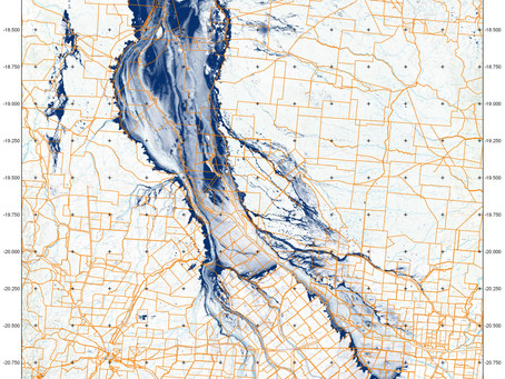 Updates to Gulf Flooding Maps