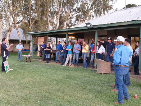 WA Northern Beef Development Twilight Forum a great Success