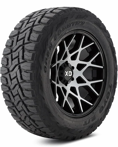 Toyo Open Country RT