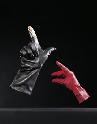 leather goods design Marcel Wanders x Marks & Spencer