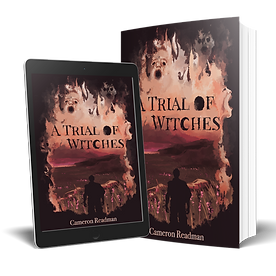 A Trial of Witches Book and eBook