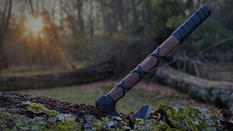 Steel Viking Axe