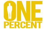 One Percent Logo - Yellow.png