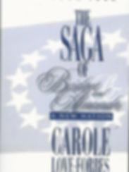 The Saga of Bridget and Amanda, Author Carole Love Forbes