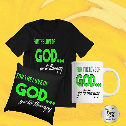 For the Love of God Set