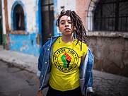 dreadlocked-girl-with-an-attitude-wearing-a-t-shirt-mockup-outdoors-a17141.png