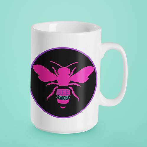 Bee Support Mug