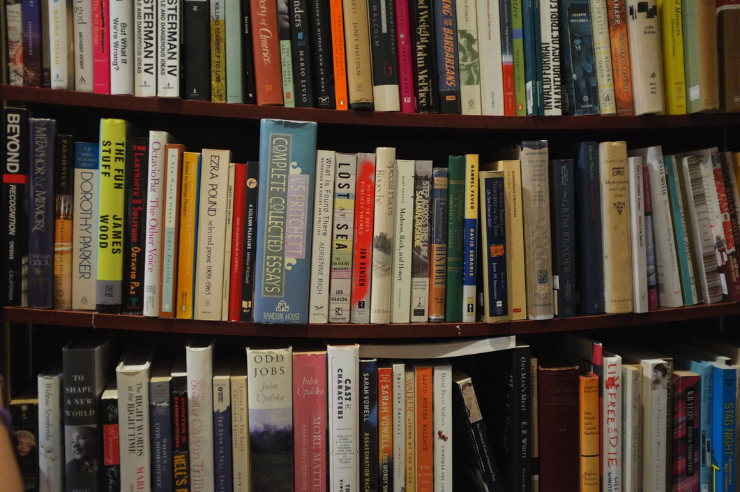 from a used bookstore, Housing Works, fighting AIDS and homelessness
