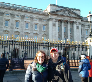 Day One: London, England