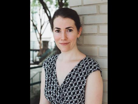 Composer Natalie Draper