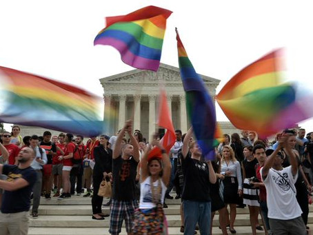 #LoveWins Flashback: Lesbians and Gays Support the Miners