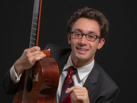 Thomas Aquino - 2020 Guitar Prize Winner