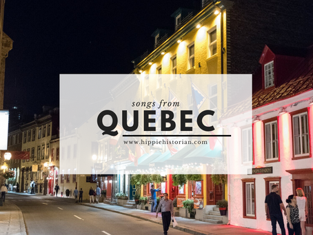 Songs from Canada: Quebec
