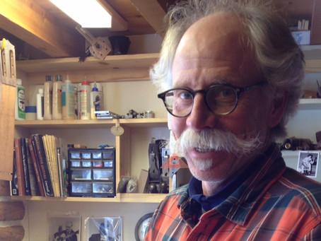 Meet Wilson Burnham, Luthier of the Prize Guitar