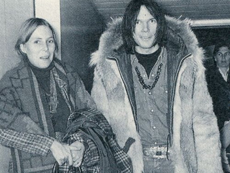 """""""Sugar Mountain"""" & """"The Circle Game"""": A look at ending youth for Joni Mitchell and Neil Young"""