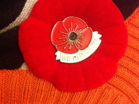 Things You Should Know About Wearing a Poppy
