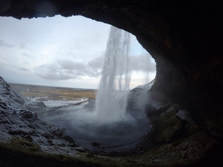 Climbing the South Coast: Iceland Day 3