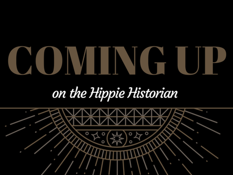 2016 for the Hippie Historian
