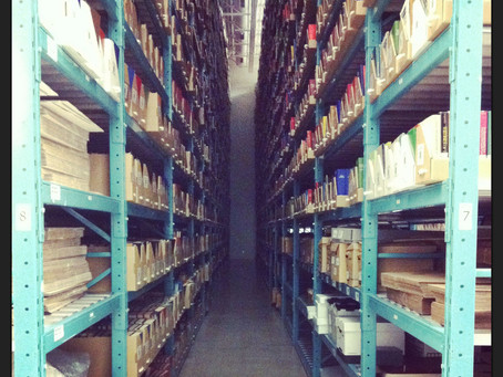 Historical Friday Trip:The Western Archives