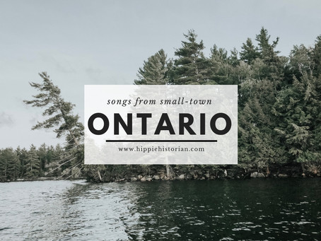 Songs from Small-Town Canada: Ontario