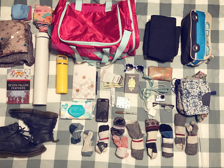 How to Pack for a Week-Long Rock n' Roll Road Trip