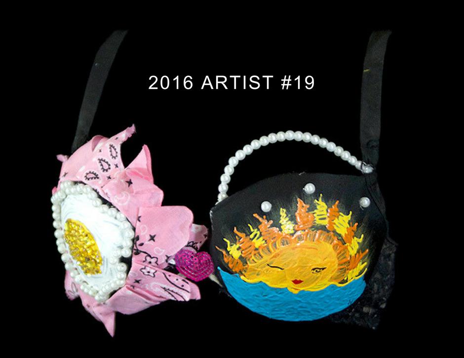 2016 ARTIST #19
