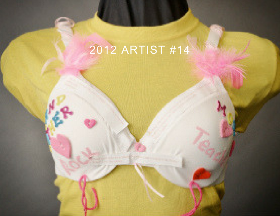 2012 ARTIST #14