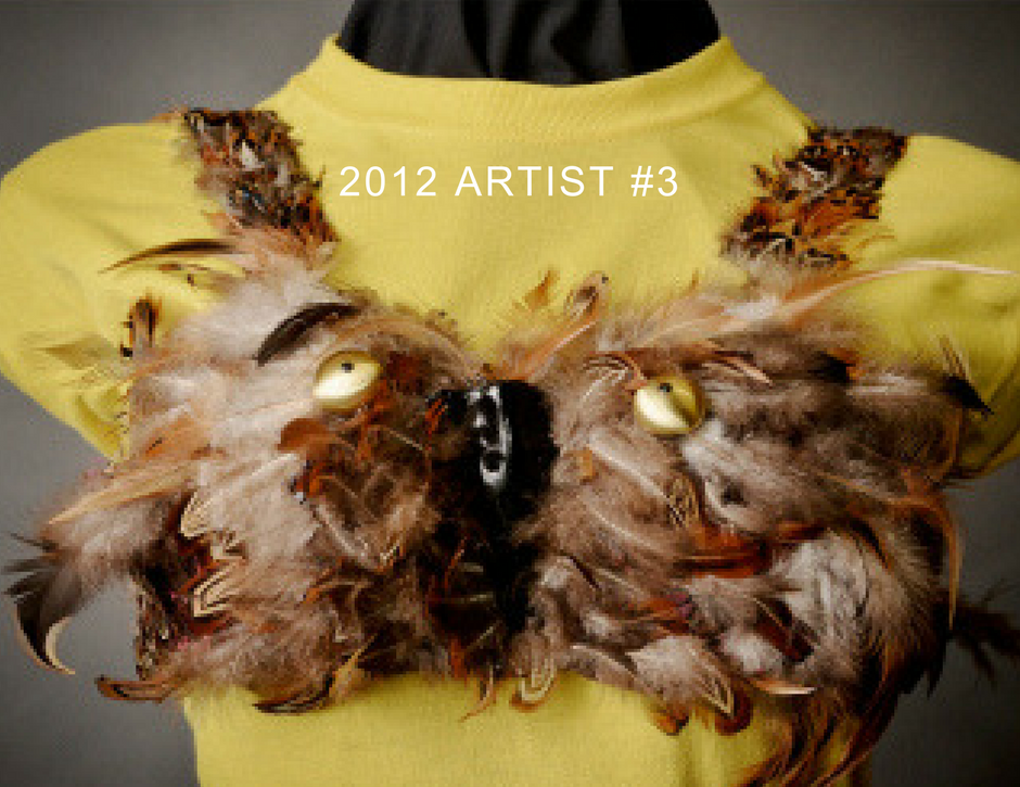 2012 ARTIST #3