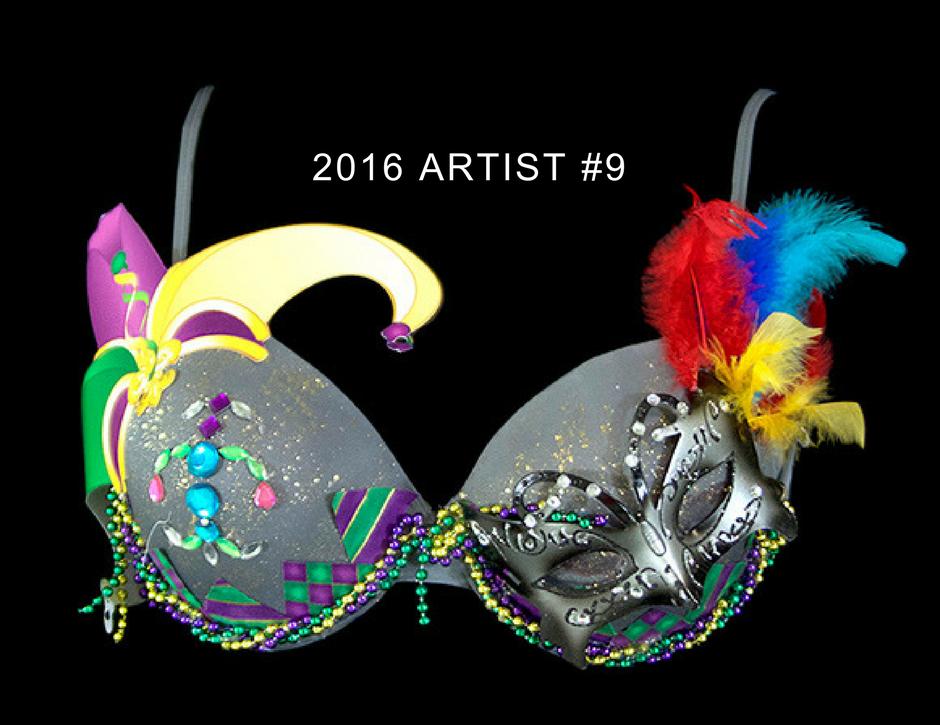 2016 ARTIST #9