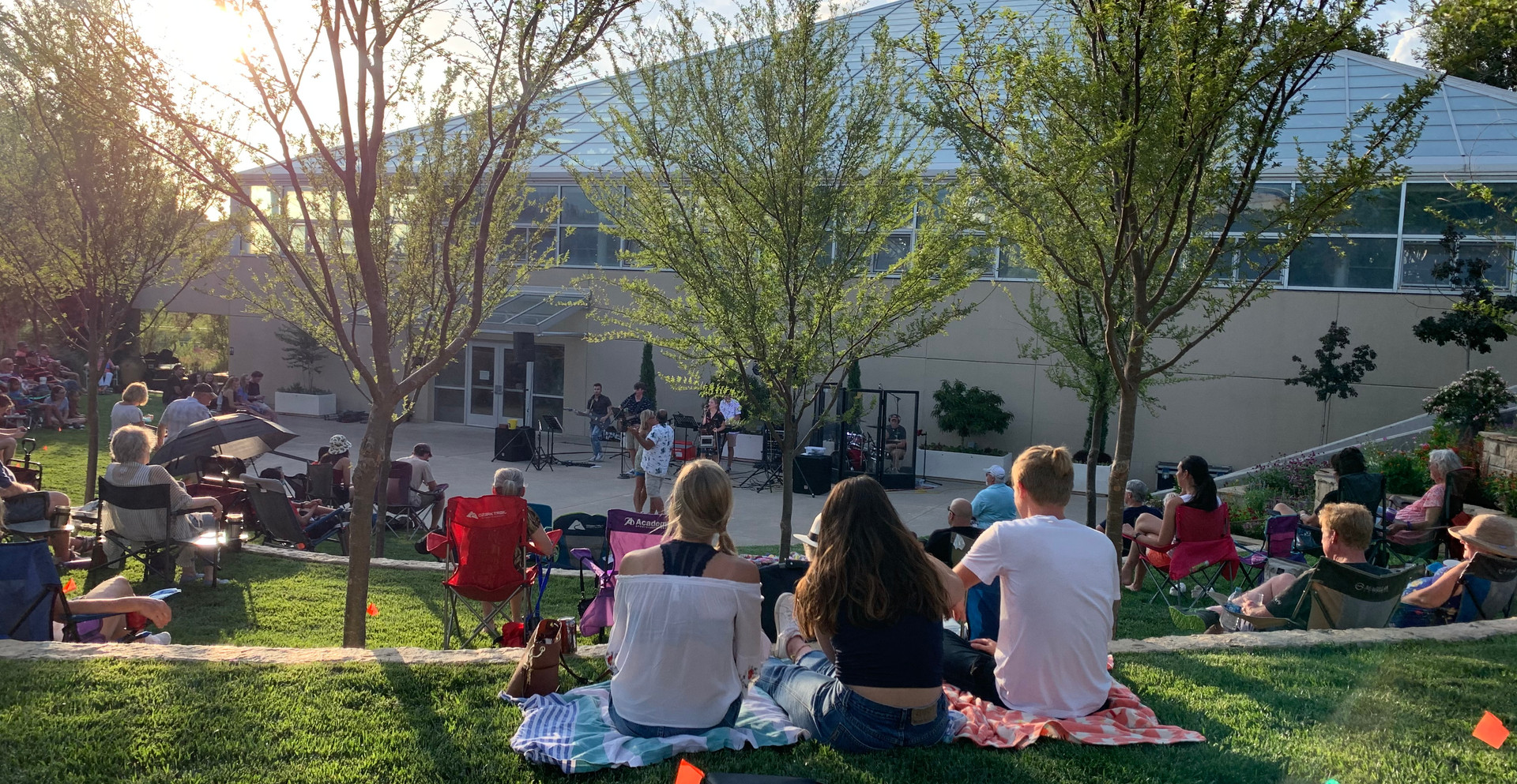 ABG Music in the Gardens